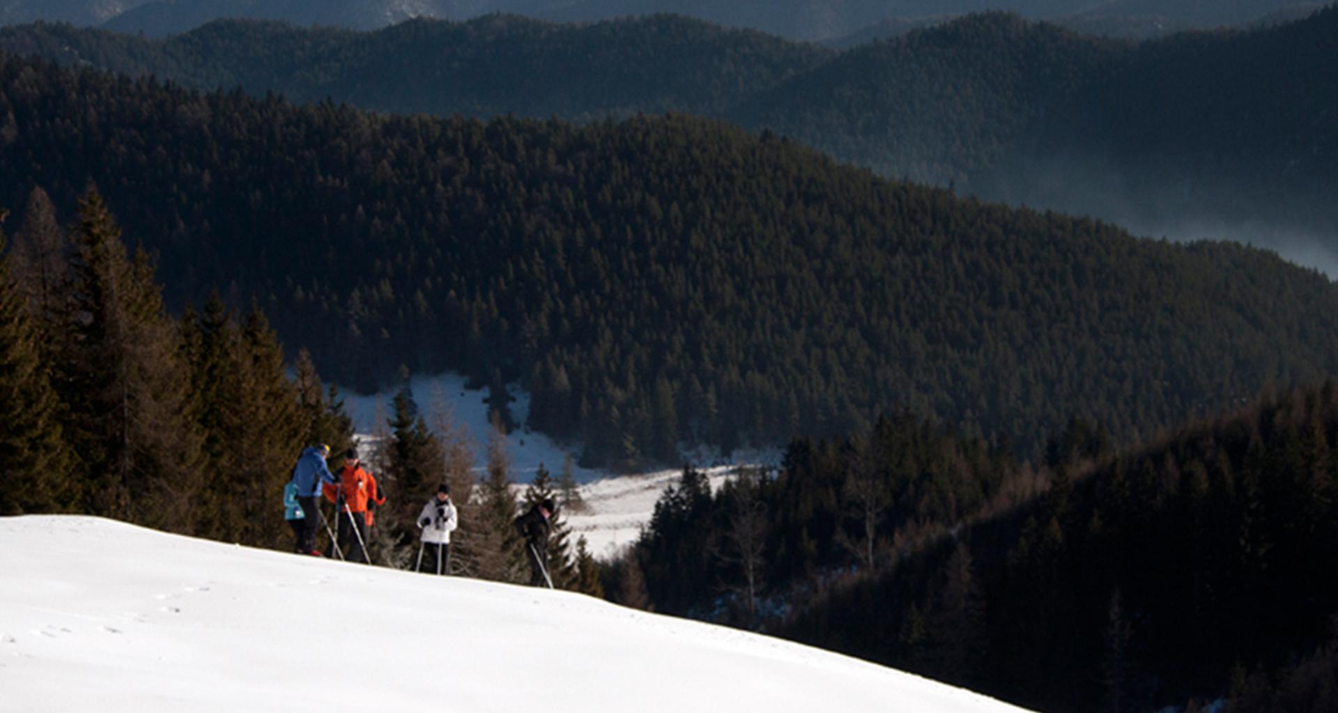 Krásna zima vo Vernári